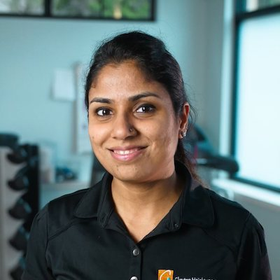 Antima Panwar Jain   Cloverdale Physiotherapy and Sports Injury Clinic
