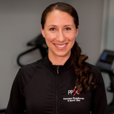 Candace Messina   Cloverdale Physiotherapy and Sports Injury Clinic