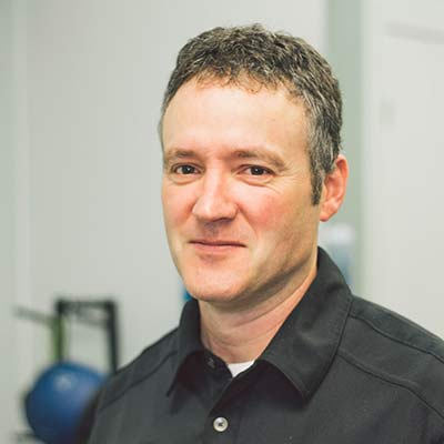 Colin McGowan | Cloverdale Physiotherapy and Sports Injury Clinic