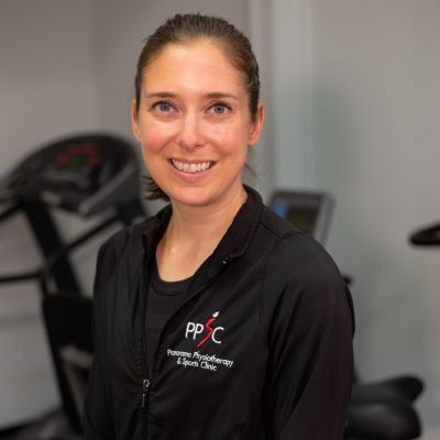 Jill Webber   Cloverdale Physiotherapy and Sports Injury Clinic