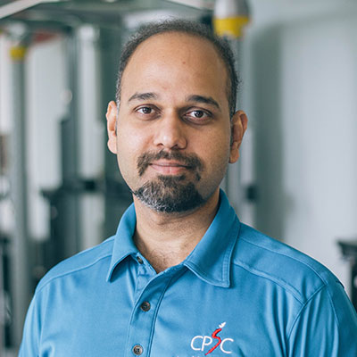 Vikrant Shirodkar | Cloverdale Physiotherapy and Sports Injury Clinic