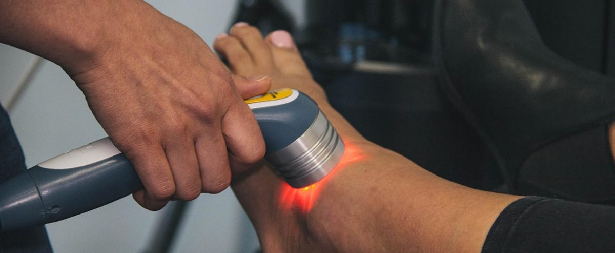 Laser Therapy | Cloverdale Physiotherapy and Sports Injury Clinic