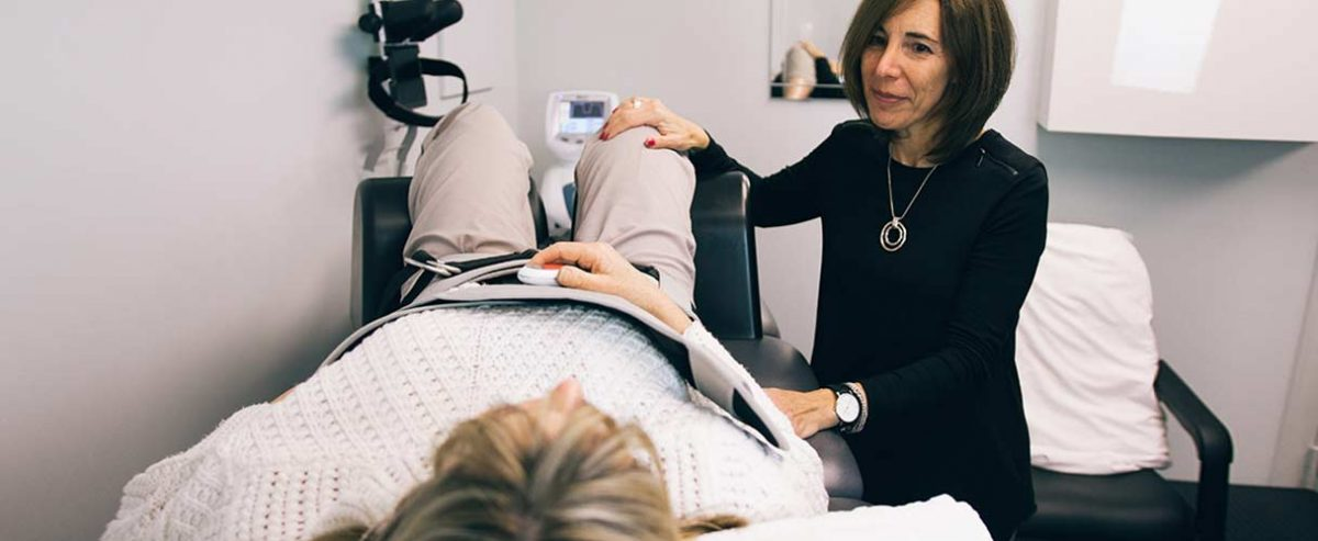 Spinal Decompression Therapy   Cloverdale Physiotherapy and Sports Injury Clinic